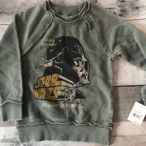 NWT Star Wars Crewneck Sweatshirt